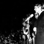Click here to watch RFK's Eulogy for King, April 4, 1968