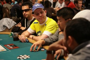 WSOP Day1Closeup