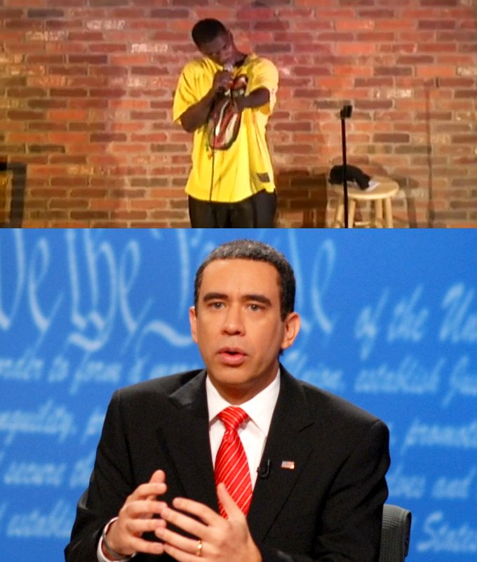 Johnny Steele Power Of The Night: SNL Has A New Obama Impersonator