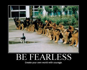 Be Fearkess