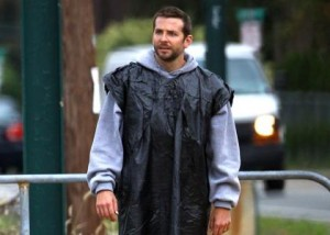 Bradley Cooper Trash Bag