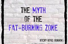 myth of the fat-burning zone