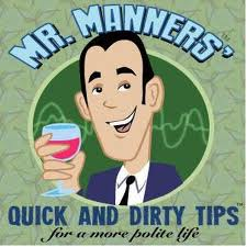 Mr. Manners