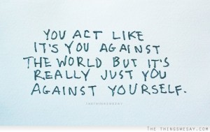 you-against-yourself
